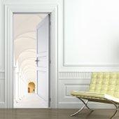 Adesivo per porte corridoio