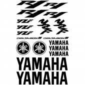 Autocolant Yamaha R1