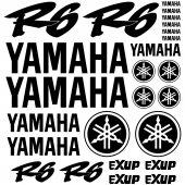 Autocolant Yamaha R6