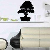 Autocolante decorativo Bonsai