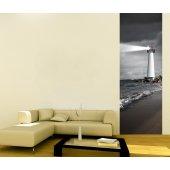 Banner Lighthouse Wall Sticker