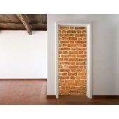 Bricks Door Stickers