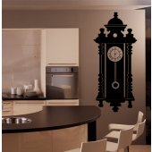 Clock Wall Stickers