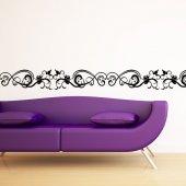 Frieze Patterns Wall Stickers