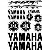 Kit Adesivo Yamaha Fazer