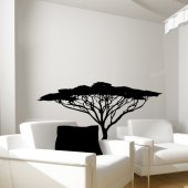 Naklejka ścienna - Drzewo
