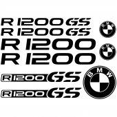 Naklejka Moto - BMW F 1200 GS