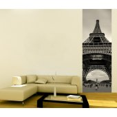 Pojedynczy Samoprzylepny Pasek Plakat - Paris