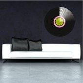 Sticker Disc Disco