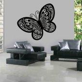 Sticker Fluture