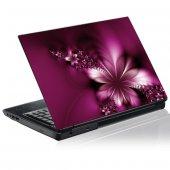 Sticker laptop exterior Floare Grafica