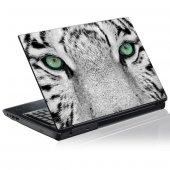 Sticker laptop exterior Tigru