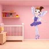 Sticker Pentru Copii Zana Printesa