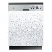 Water Drops - Dishwasher Cover Panels
